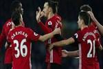 UEFA zaferi Manchester United'ın