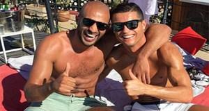 Ve sıra Ronaldo'ya geldi!