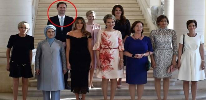 Lüksemburg'un eşcinsel Başbakanı'nın eşi fotoğrafa girdi