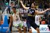 Spor Toto Basketbol Süper Ligi çeyrek final ikinci maçında TOFAŞ'ı 79-73 mağlup eden Fenerbahçe...