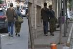 Hatice Aslan'ın manevi kızı arka sokakta coştu!