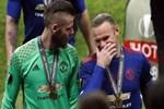 Rooney'den transfer açıklaması