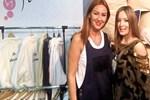 Pınar Altuğ'dan hem ziyaret hem ticaret