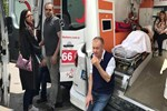 Şok!.. Ambulansta boşandılar!