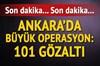 Ankara Cumhuriyet Başsavcılığı'nca 2011 yılı Polislikten Komiser Yardımcılığına Geçiş Sınavı'na...