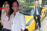 Ağaoğlu'nun sevgilisi işe Lamborghini ile gidiyor