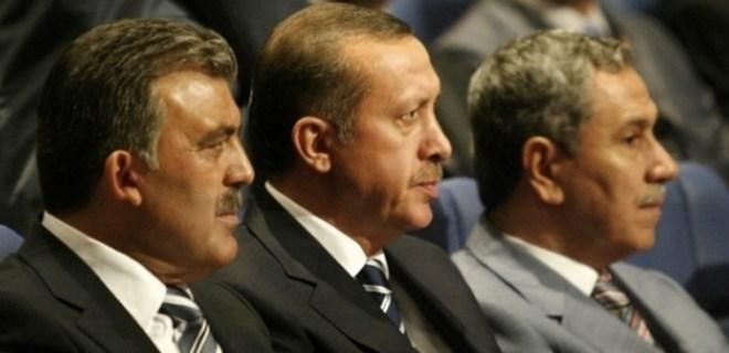 AK Parti'den Gül ve Arınç hamlesi