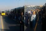 İstanbullulara metrobüs şoku!..