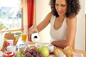 Önce kahvaltı sonra diyet!
