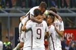 Roma deplasmanda Milan'ı farklı yendi!