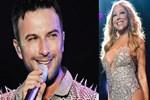 Tarkan, Mariah Carey'e fark attı!