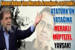 Ahmet Hakan'dan Mustafa Armağan'a sert tepki!