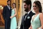 Gizem Karaca ve Kemal Ekmekçi nişanlandı