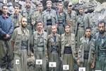 PKK'nın çöküşünü özetleyen fotoğraf