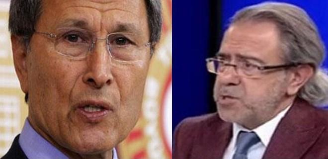 Yusuf Halaçoğlu'ndan Mustafa Armağan'a çok sert sözler