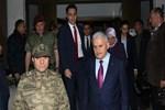 Başbakan Yıldırım'dan Şehit Tümgeneral Aydın'ın ailesine taziye ziyareti