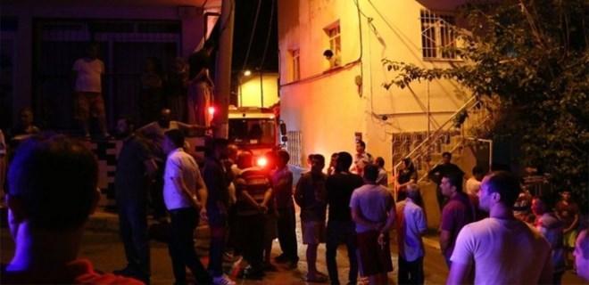 İzmir'de kan donduran infaz