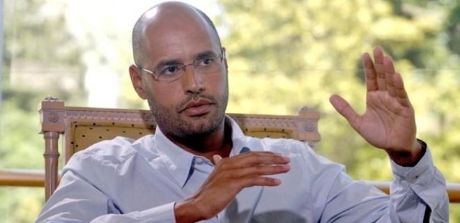 Muammer Kaddafi'nin oğlu serbest bırakıldı!