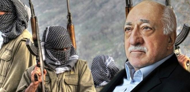 FETÖ, Bağımsız Kürdistan için imza toplamış