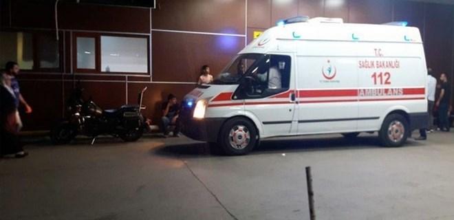 Diyarbakır'da 39 asker hastaneye kaldırıldı!