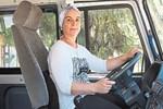 Yılın şoförü: Ayşe Ana