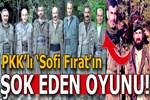 PKK'lı 'Sofi Fırat' PYD'de başka isimle ortaya çıktı!