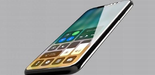 iOS 11 yüklü iPhone 8 göründü