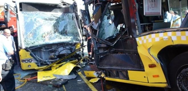Dünkü feci metrobüs kazasından acı haber geldi!
