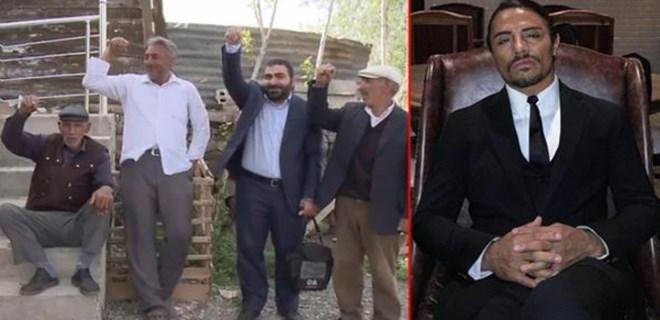 Köylüleri Nusret'i Barzani'nin televizyonuna anlattı!