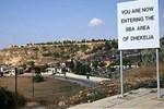 Kıbrıs'ta İngiliz askeri üssüne saldırı
