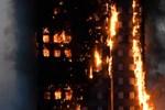 Londra'da büyük yangın!..