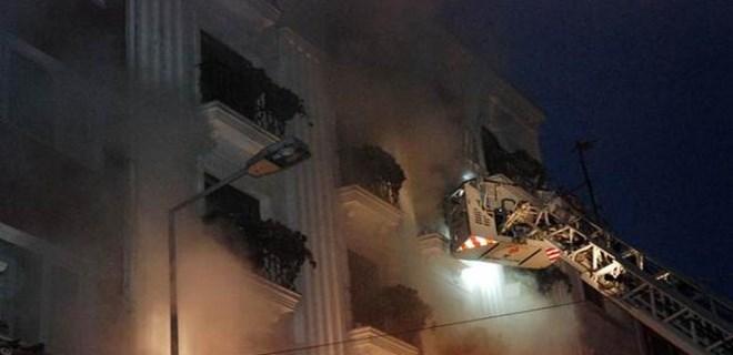 Kumkapı'daki otel yangınında korkunç ihmal!