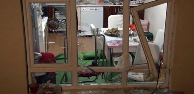 Ankara'da korkutan patlama: 1 yaralı
