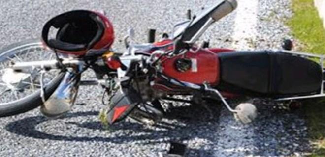 Motosikletlilerin tüyler ürperten ölümü!