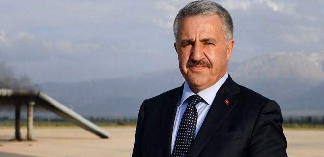 Ulaştırma Bakanı Arslan: