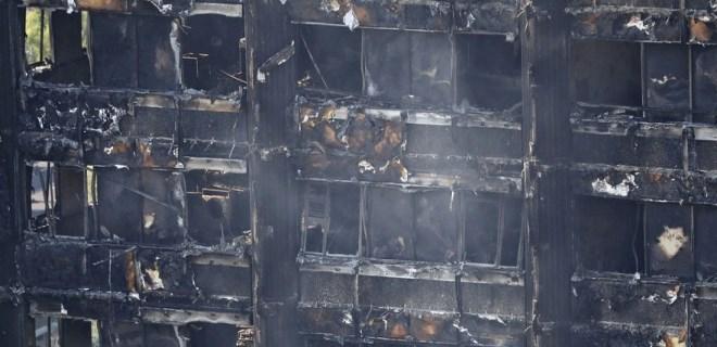 Londra'daki yangınla ilgili tüyler ürperten açıklama