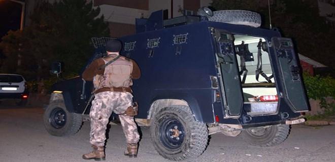 Sivas'ta 54 yaşındaki kadın polisi alarma geçirdi