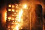 İngiltere'deki feci yangında korkunç rakam!