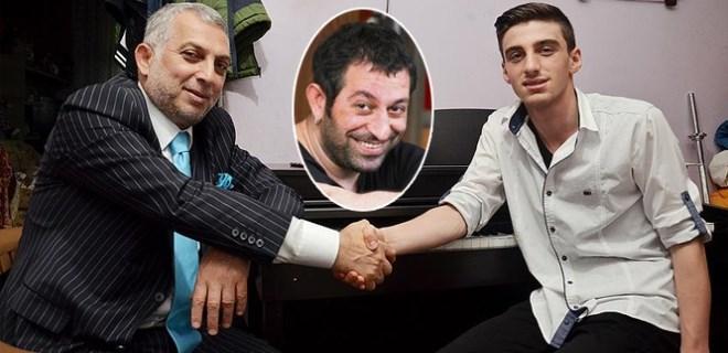 AK Partili vekilden Yunus Yazar'a sürpriz ziyaret