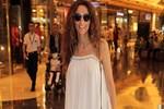 Pınar Tezcan daima şık ve zarif