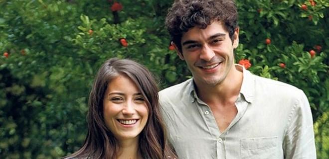 Hazal Kaya ve Burak Deniz'i buluşturan dizi