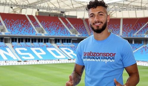 Kamil Ahmet Çörekçi, Trabzonspor'a imza attı