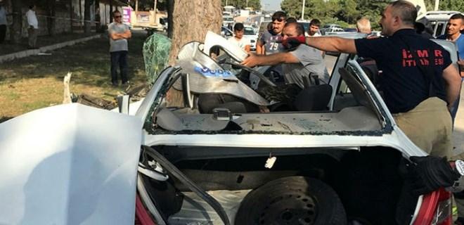 İzmir'de feci trafik kazası!..