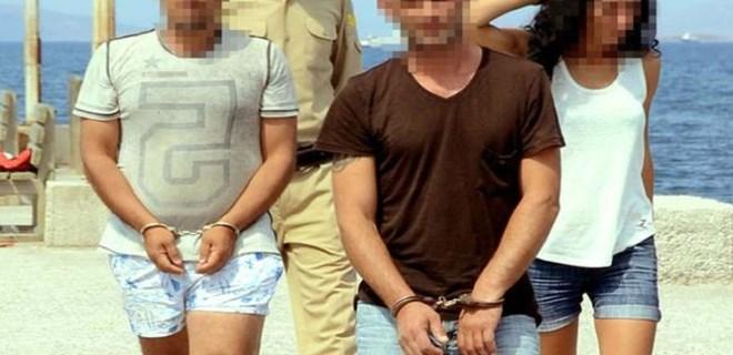İnsan kaçakçılarının rahatlığı 'Pes' dedirtti!