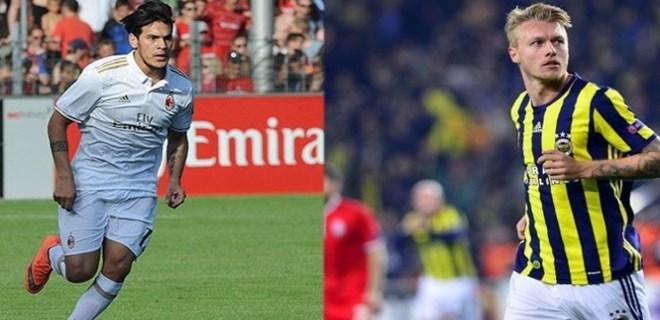 Milan'dan Fenerbahçe'ye çılgın teklif!