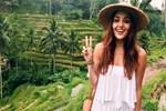 Hande Erçel soluğu Bali'de aldı