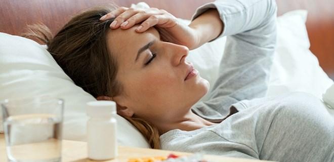 Uzun süreli açlık ve susuzluk baş ağrısına neden oluyor