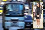 Mini şort giyen genç kıza minibüste yumruk!