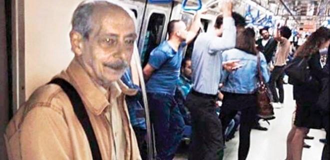 Genco Erkal metrodan vazgeçmiyor