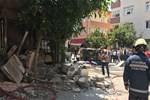 İstanbul'da iş yerinde korkutan patlama!